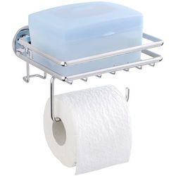 Uchwyt na papier toaletowy, Express-Loc, CALI, WENKO, B07172FF3N