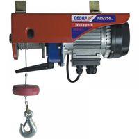 Wciągarka elektryczna DEDRA DED7911 550 Watt + DARMOWY TRANSPORT!