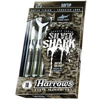 Komplet 3 rzutek HARROWS SILVER SHARK