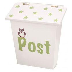 skrzynka pocztowa sowa, marki Kids concept