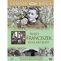 ŚW. FRANCISZEK, KUGLARZ BOŻY + film DVD (9788362377220)