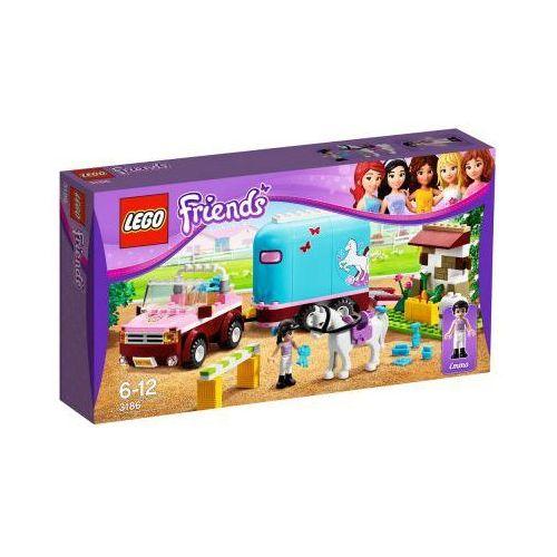 Lego friends przyczepa dla konia Emmy 3186 - oferta [0529dda4bff306c0]