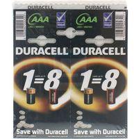 Baterie alkaliczne  duralock c&b lr03/aaa (blister) 12 sztuk marki Duracell