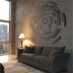 Deco-strefa – dekoracje w dobrym stylu Abstrakcja 789 szablon malarski