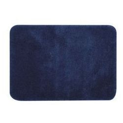 ISTANBUL Dywanik łazienkowy 60x90cm, akryl mikrofibra, niebieski 790333 - sprawdź w wybranym sklepie