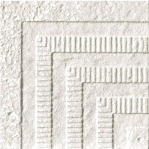 PALACE STONE Angoli Rivestimenti Greca White 9,8x9,8 (P-21)