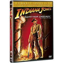 Film IMPERIAL CINEPIX Indiana Jones i świątynia zagłady (Wydanie specjalne) - produkt z kategorii- Filmy pr