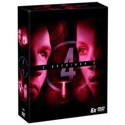 Z archiwum X - sezon 4 (DVD) - Bob Bowman, Rob Bowman, James Charleston, towar z kategorii: Seriale, telenowel