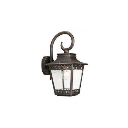 HEDGE LAMPA GRODOWA KINKIET 15401/86/16 PHILIPS (lampa zewnętrzna ogrodowa) od Miasto Lamp