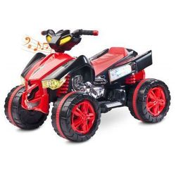 Raptor duży Quad na akumulator red, Toyz z bobasowe-abcd