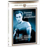 Galapagos Tramwaj zwany pożądaniem (2dvd) (ikony kina) (7321910389324)