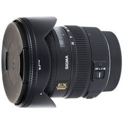 Sigma  10-20 mm f/3.5 ex dc hsm / canon - powystawowy