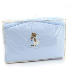 Ankras Pościel dla dzieci 5-el120/90 1,8 słodki niebieski