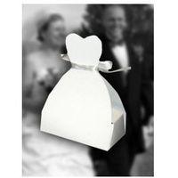 Suknia ślubna - pudełeczko - 10 sztuk