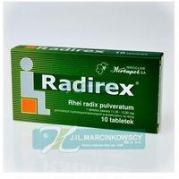 Radirex x 10 tabl (5909990079810)
