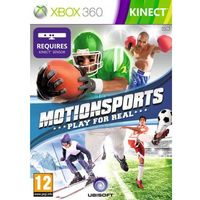 Kinect motionsports (Xbox 360)