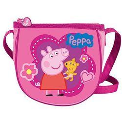 Torebka na ramię mała Świnka Peppa - produkt z kategorii- Torebki dla dzieci