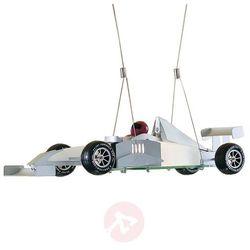 Zwinna lampa wisząca RACER, F1