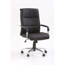 Fotel gabinetowy Hamilton czarny, BP821057