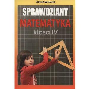 Sprawdziany Matematyka Klasa 4