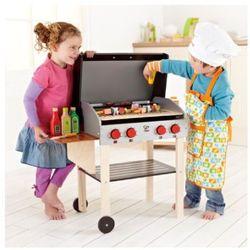 HAPE Grill Gourmet z akcesoriami 22 elementy, towar z kategorii: Pozostałe zabawki AGD