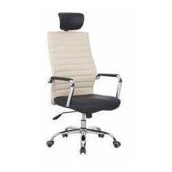 Fotel Legolas czarno-waniliowy - ZADZWOŃ I ZŁAP RABAT DO -10%! TELEFON: 601-892-200, HM F Legolas
