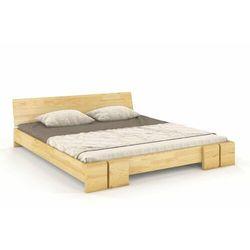 Łóżko drewniane sosnowe VESTRE Long 90-200x220, SC-0035