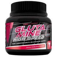 Trec  l-glutamine high speed - 250g - cherry (5902114010249)
