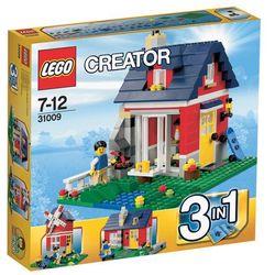 Lego Creator MAŁY DOMEK 31009, klocki do zabawy