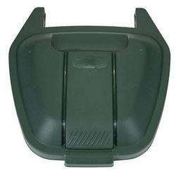 B2b partner Wieko do mobilnego kosza na odpady 100 l, zielone