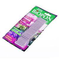 Bros Pałeczki do roślin kwitnących biopon (30 sztuk) (5904517008748)
