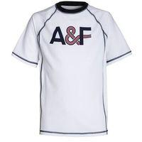 Abercrombie & Fitch Koszulki do surfowania white/navy