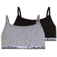 Calvin Klein Underwear 2 PACK Biustonosz bustier grey