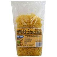 Makaron orkiszowy nitki złociste z kurkumą bio 250g -  marki Niro
