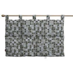 Dekoria Wezgłowie na szelkach, brązowo-beżowe wzory, 90 x 67 cm, Wyprzedaż do -30%