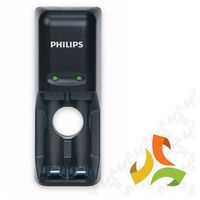 Ładowarka do baterii AA i AAA do akumulatorków SCB1210NB/12 PHILIPS