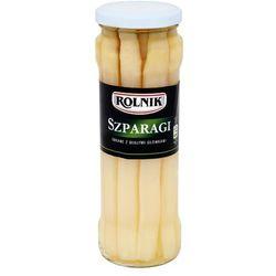 Szparagi całe premium 370ml , marki Rolnik