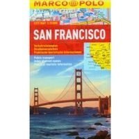 San Francisco mapa 1:15 000 Marco Polo