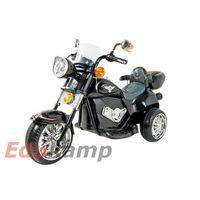 Motor chopper z oparciem i dźwiękami/c119 pojazdy na akumulator dla dzieci marki Import super-toys