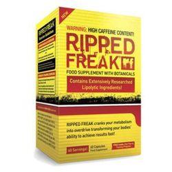 Pharma Freak Ripped Freak 60kaps. z kategorii Redukcja tkanki tłuszczowej