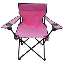 Krzesełko wędkarskie Oxford, różowy - oferta [455568287555a7a2]