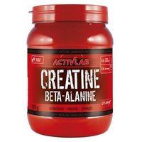 Activlab Creatine + Beta Alanine 300g Orange