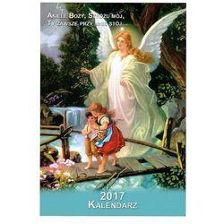 Kalendarz dla dzieci z aniołem stróżem wyprodukowany przez Produkt polski