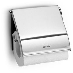 Brabantia Uchwyt na papier toaletowy stal szlachetna matowa (8710755385322)