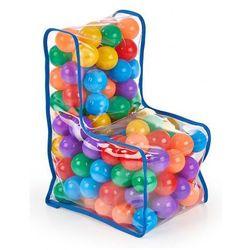Fotelik dziecięcy z piłeczkami Fuppi 6X - wielokolorowy