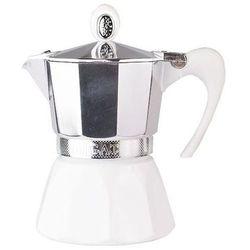 Kawiarka GAT Diva 3 TZ Biały z kategorii zaparzacze i kawiarki