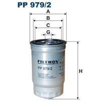 Filtr paliwa pp 979/2, marki Filtron