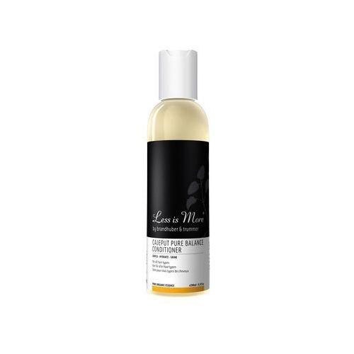 Less is More Cajeput Pure Balance - odżywka do każdego rodzaju włosów 200ml - oferta [05d0d54ca3af2633]