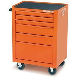 wózek narzędziowy ze 130 narzędziami, 6 szuflad, 1470k6ff2 marki Bahco