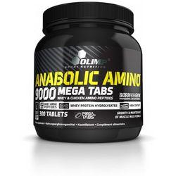 Olimp  anabolic amino 9000 mega tabs 300 tab.